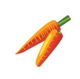 Carrots Vegetbale Food Stock Photos