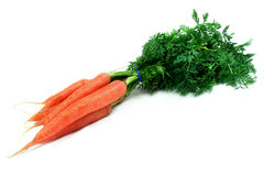 Carrotts Royalty Free Stock Images