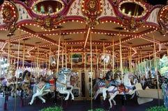 Carrousel Stock Photo