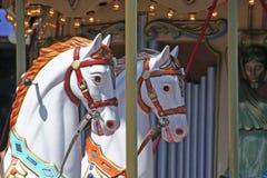 Carrousel 2 Royalty-vrije Stock Foto's