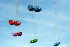 Carrousel Photos libres de droits