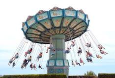 carrousel Royaltyfri Bild