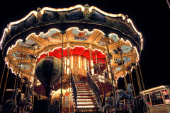 carrousel photo libre de droits