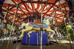 carrousel Stock Foto's