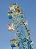 Carrousel coloré. Image libre de droits