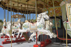 Carrousel Royalty Free Stock Photo
