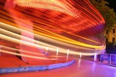carrousel czerwień Zdjęcie Royalty Free