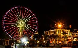 Carrousel de jeux à Danang, Vietnam Photo stock