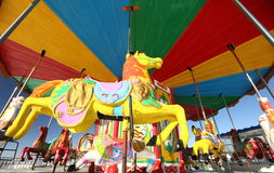 Carrousel Stock Image