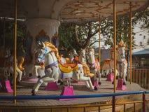 Carrousel Horse images libres de droits