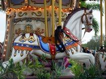Carrousel Horse Image stock