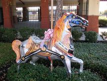Carrousel Horse Photographie stock