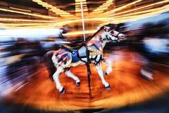 Carrousel Horse Photographie stock libre de droits