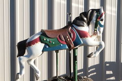 Carrousel Horse Images stock