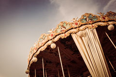 Carrousel Horse Photo stock