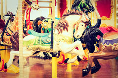 Carrousel Horse Photo libre de droits