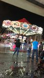 Carrousel life, feria, beautiful and blessed royalty free stock photography