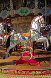 Carrousel in San Francisco Californië Stock Foto's