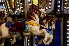 carrousels Photographie stock libre de droits