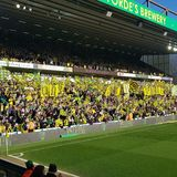 Carrow Road Norwich City royalty free stock images