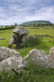 Carrowmore Megalithenkirchhof Lizenzfreie Stockfotos