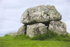 Carrowmore megalithic cemetery Stock Images