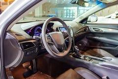 Carrozza dell'automobile Fotografie Stock