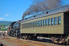Carrozza ferroviaria di Lackawanna, Scranton, PA, U.S.A. fotografia stock