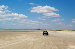 Carrozzino di duna immagini stock libere da diritti