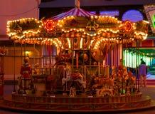 Carrusel Fotografía de archivo libre de regalías
