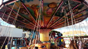 Carrusel Foto de Stock Royalty Free