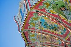 Carrusel de Oktoberfest Imagen de archivo libre de regalías