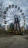 Carrusel en Pripyat Fotografía de archivo libre de regalías