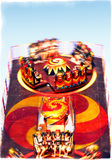 Carrusel - sobre la tapa Foto de archivo libre de regalías