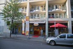 Carrywurst-Museum in Berlin Lizenzfreies Stockfoto