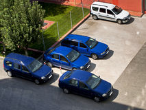 Cars Royalty Free Stock Photo