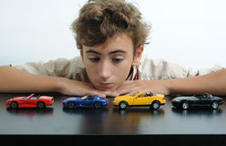 Cars Royalty Free Stock Photography