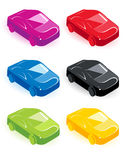 Cars. Vector illustration, AI file included Stock Photos