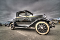 Cars And Coffee San Francisco #2 HDR stock photo