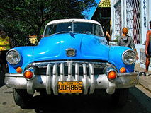 Cars of Cuba Stock Images