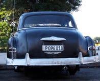 Cars Of Cuba Royalty Free Stock Photo