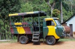 Cars Of Cuba Stock Image
