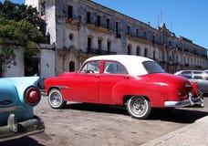 Cars Of Cuba Royalty Free Stock Image