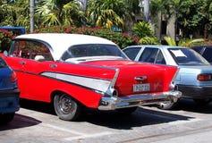 Cars Of Cuba Royalty Free Stock Photos