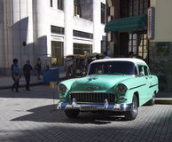 Cars Of Cuba Stock Photo