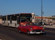 Cars Of Cuba Stock Photos