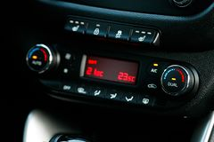 Cars Dashboard Climate Controle. Car concept 2.0. Cars Dashboard Climate Controle. Car concept 2. Cars Dashboard Climate Controle. Car concept 2 royalty free stock images