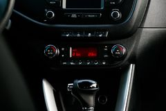 Cars Dashboard Climate Controle. Car concept 2.0. Cars Dashboard Climate Controle. Car concept 2 Cars Dashboard Climate Controle. Car concept 2 royalty free stock image