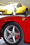 Cars ferrari Royalty Free Stock Photography