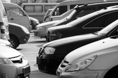 Cars head Royalty Free Stock Image